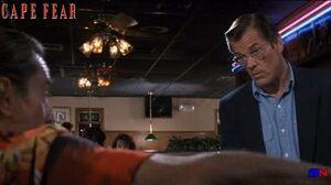 Cape Fear (1991)- Sam Threatens Max Cady