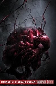 Carnage Vol 1 1 Carnage Variant Textless