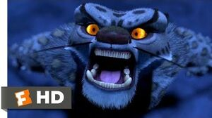Kung Fu Panda (2006) - Tai Lung's Escape Scene (3 10) Movieclips