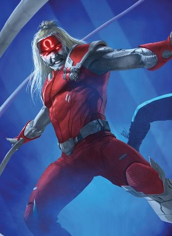 Omega Red | Villains Wiki | FANDOM powered by Wikia