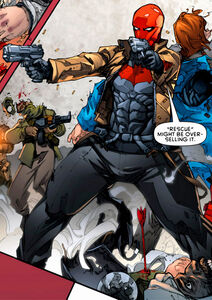 Red Hood Jason Todd New 52