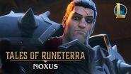 """Tales of Runeterra Noxus """"After Victory"""""""