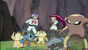 Team Rocket (After Giovanni's Defeat in Mewtwo Returns)