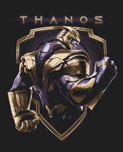Thanos End Game Promo