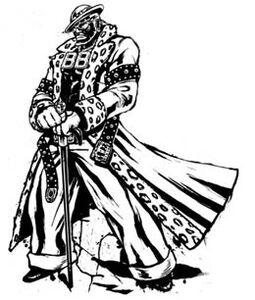 Black Baron (Madworld)