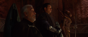 Count Dooku plea