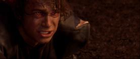 Darth Vader painful