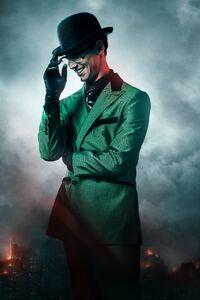 Edward Nygma S5 Full Poster