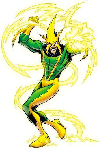 marvel comics electro