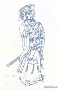 Emperor Sun Hai concept 1