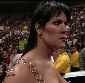 Evil Chyna @ Backlash 1999