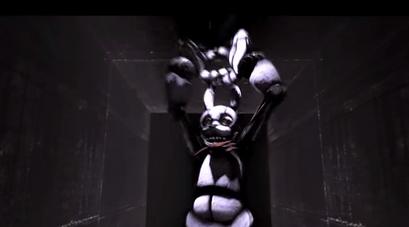 Five Nights at Freddy s New Generation Death Scene Bonnie HD YouTube