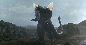 Godzilla SpaceGodzilla 2
