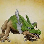 Green Dragon (Dragon Quest)