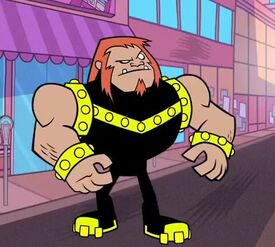 Mammoth (Teen Titans Go!)