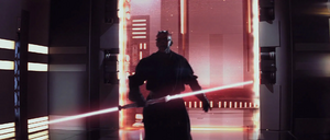 Maul separated