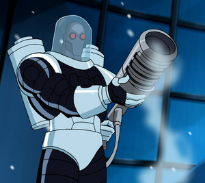 Mr. Freeze SBPE
