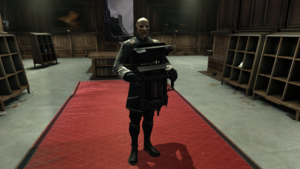 Overseer with Music Box