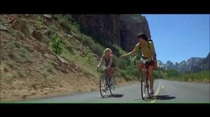 THE CAR 1977- CHASING THE CYCLISTS