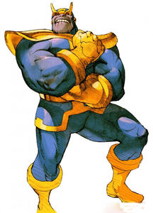 Thanos (Marvel vs Capcom)