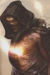 Avengers Infinity War Red Skull concept art 5
