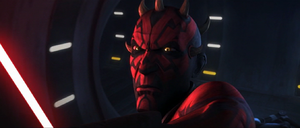Darth Maul concerned