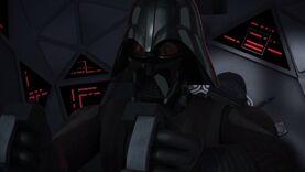 Darth Vader Piloting