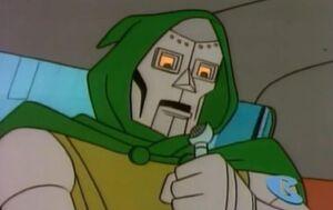 Doctor Doom FF1967