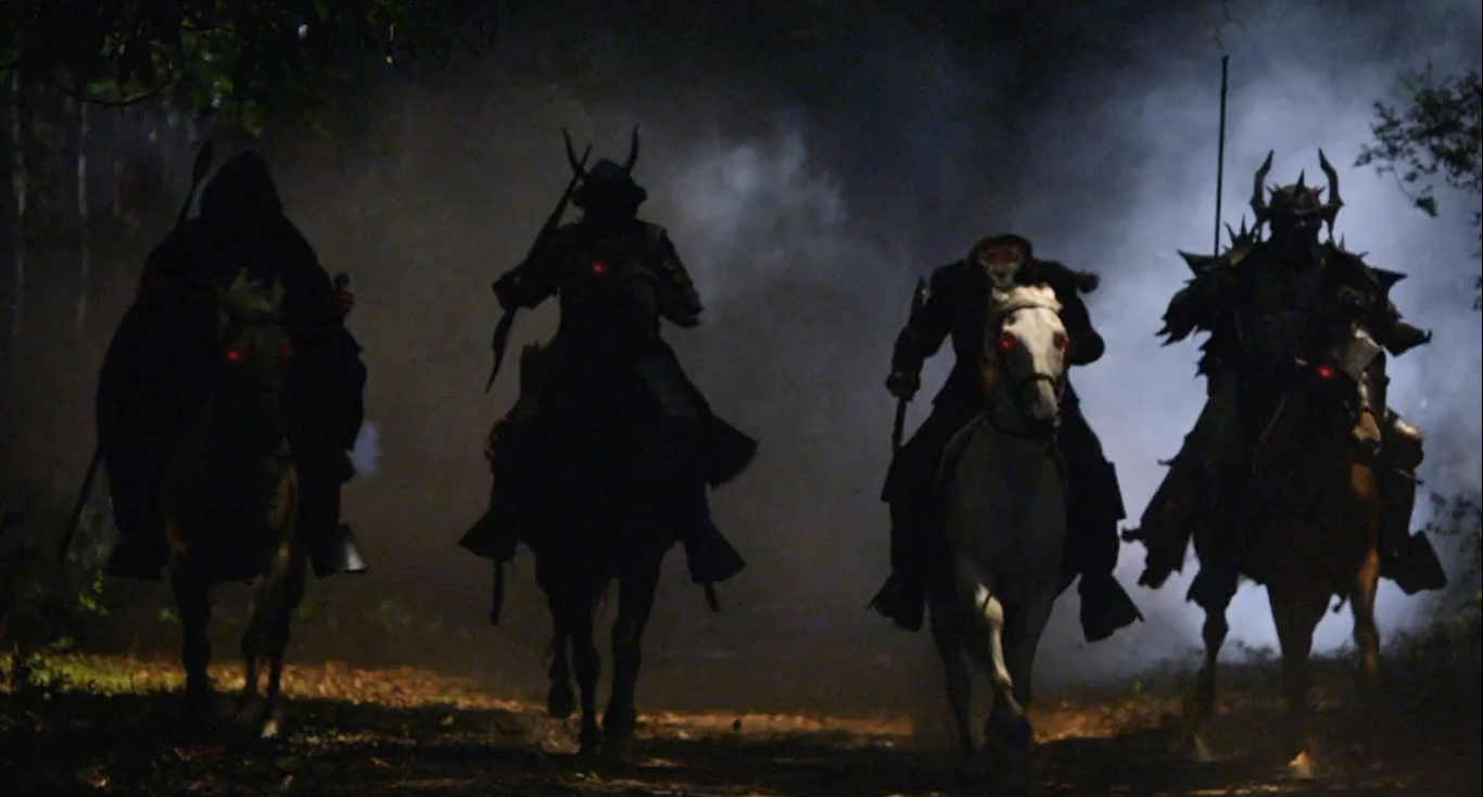four horsemen of the apocalypse (sleepy hollow) | villains wiki