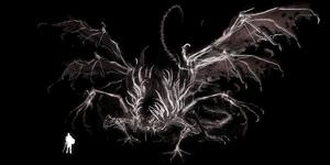 Gaping Dragon Concept
