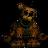 Golden Freddy FNAF2