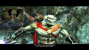 Legacy of Kain Defiance Elder God Battle