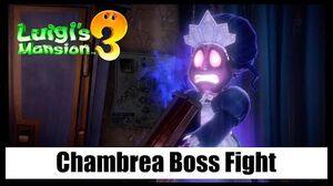 Luigi's Mansion 3 – Chambrea Boss Fight (Floor 5)
