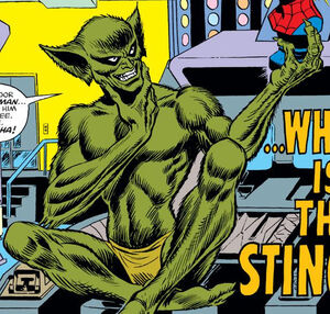 Miles Warren (Earth-616) from Amazing Spider-Man Vol 1 146 001