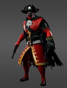 Pirate Deadpool
