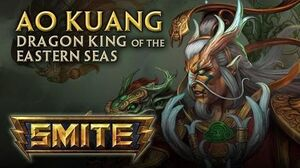 SMITE - God Reveal - Ao Kuang, Dragon King of the Eastern Seas