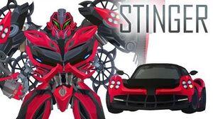 STINGER - Short Flash Transformers Series