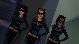 The 3 Catwomen