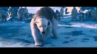 The Golden Compass ....Iorek Byrnison vs Ragnar Sturlusson - Polar Bear Fight (scene )-0