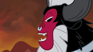 Tirek 'Now I understand' S4E26