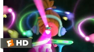 Trolls (2016) - The Light Festival Scene (4 10) Movieclips