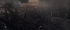 Vader medical escort