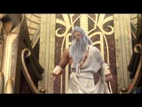 Zeus (Gow2 ending)