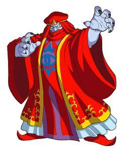 Agahnim the Dark Wizard