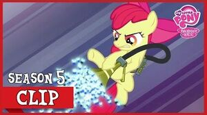 Apple Bloom Pest Pony (Bloom and Gloom) MLP FiM HD