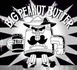 Big Peanut Butter
