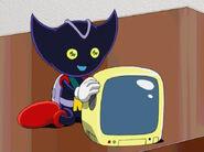 Bokkun With TV Bomb