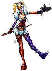 Dr. Harley Quinn