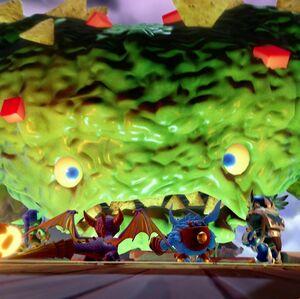 Guacamole-Monster