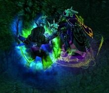 Illidan vs Arthas